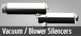 Vacuum / Blower Silencers